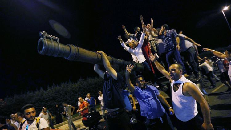 Un vínculo clave sobre la intentona golpista contra Erdogan
