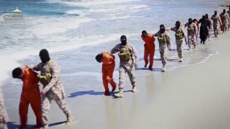 El estado del terror del Estado Islámico