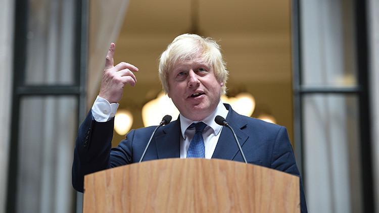 Boris Johnson promete defender la soberanía de Gibraltar tras el 'Brexit'