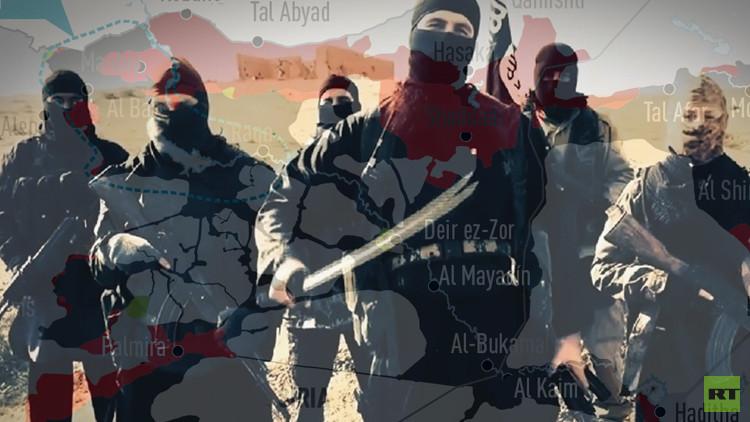 El mapa que el Estado Islámico no quiere que el mundo vea
