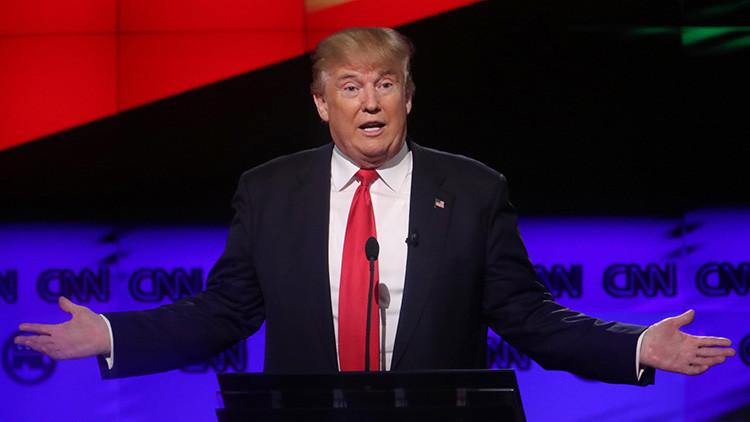 """Trump: """"Hillary Clinton creó el Estado Islámico gracias a su estúpida política"""""""