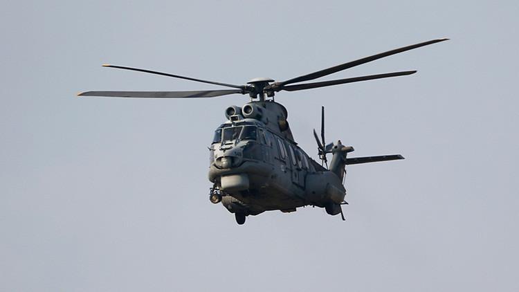 Turquía se prepara para derribar varios helicópteros que sobrevuelan Estambul