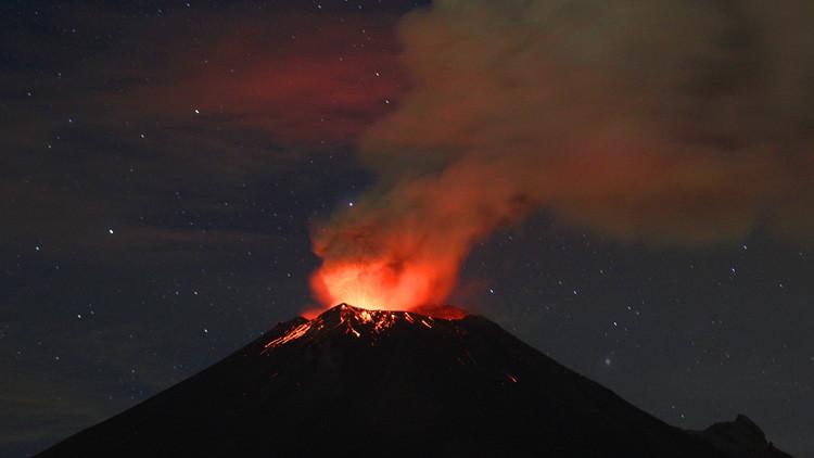 Indígenas ven en el proyecto energético cercano al volcán Popocatépetl un riesgo para la población