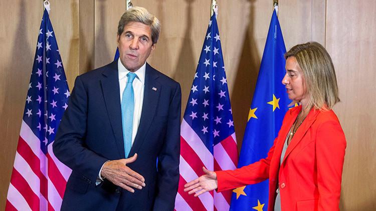 """Kerry advierte a Turquía: """"La OTAN tiene un requisito con respecto a la democracia"""""""