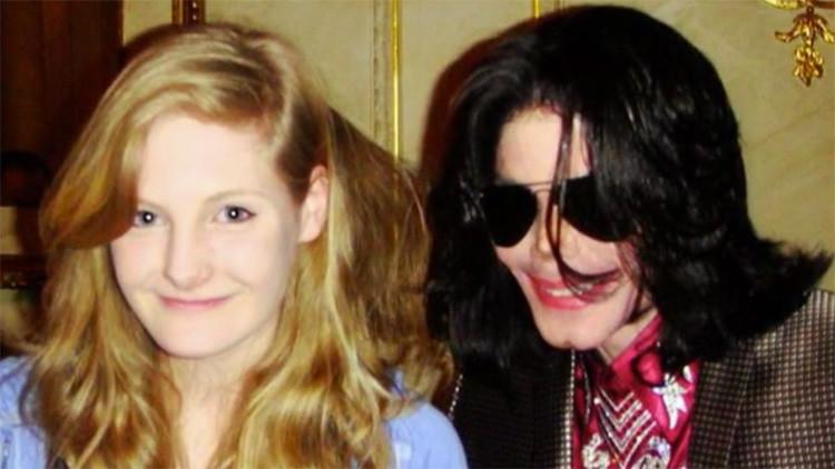 Revelan la identidad de la adolescente de 12 años con la que quiso casarse Michael Jackson