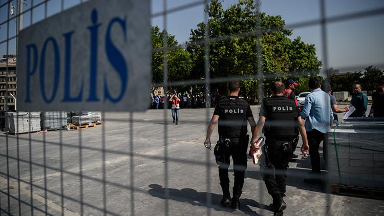 Turquía: Policía abate a un individuo en el aeropuerto de Antalya