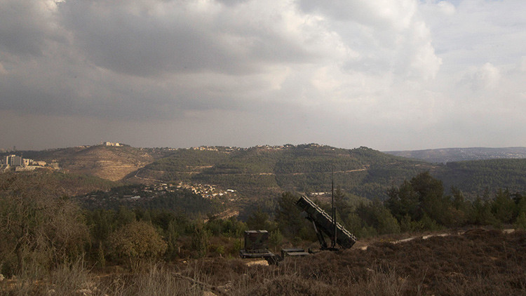 La Fuerza Aérea israelí no fue capaz de derribar un misterioso dron sirio