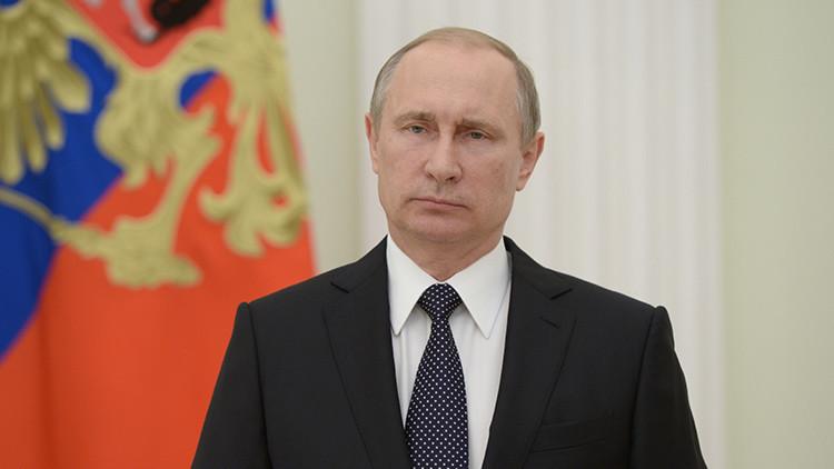 """Putin: """"El escándalo de dopaje es una peligrosa nueva intromisión de la política en el deporte"""""""
