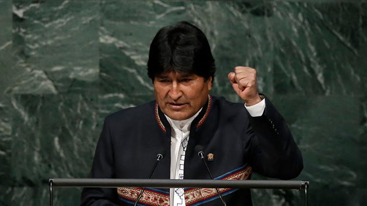 """Gobierno boliviano califica de """"agresión"""" el trato a su canciller en puerto chileno"""