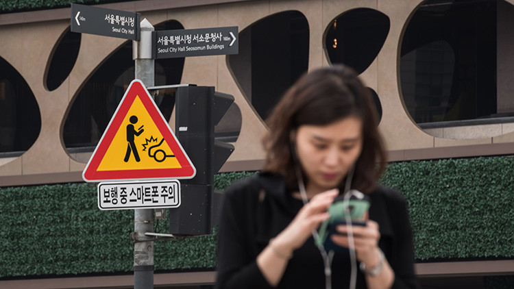 Revelan la inesperada razón por la que los surcoreanos se apiñan en la frontera con Corea del Norte