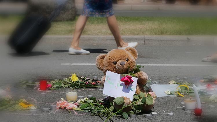 VIDEO: El grito desgarrador de un padre cuando se entera de que su hijo murió en el ataque en Niza