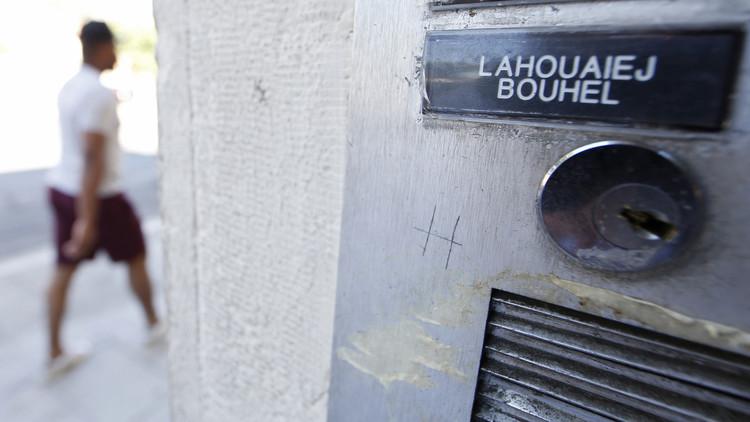 El buzón del domicilio del terrorista Mohamed Lahouaiej Bouhlel