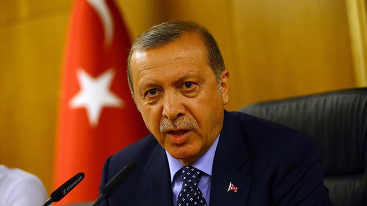 Vergüenza pública: Erdogan afirma que en Rusia existe pena de muerte
