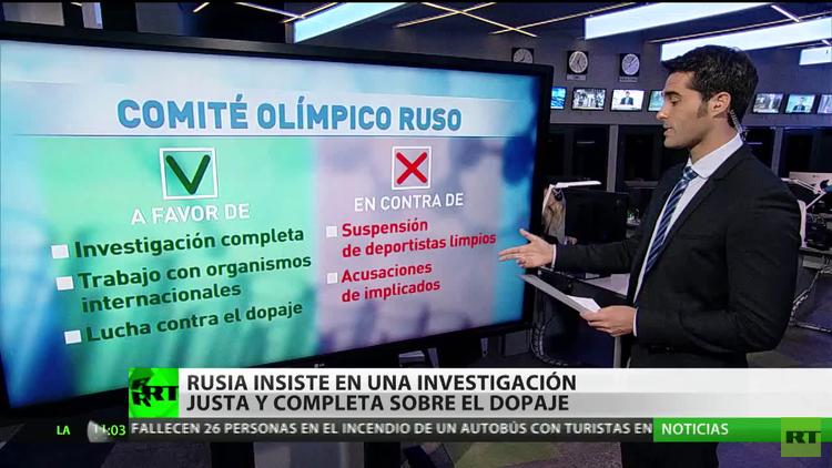 Piden desde el COI volver a analizar las muestras de los deportistas rusos de Sochi 2014
