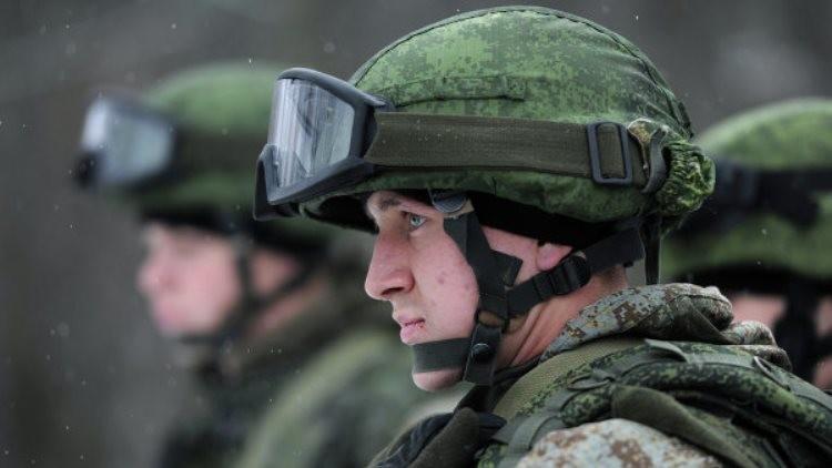 El equipamiento ruso para 'soldados del futuro' se gestionará mediante la voz