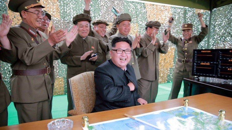 Pionyang afirma haber simulado un ataque nuclear contra Corea del Sur