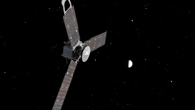 La NASA publica 1.300 imágenes no editadas de Júpiter (VIDEO)