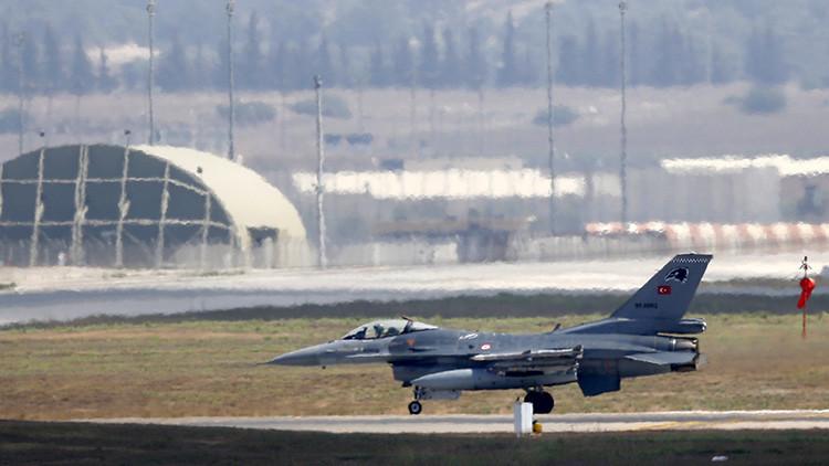 Turquía lanza sus primeros ataques aéreos contra los kurdos en Irak después de la intentona golpista