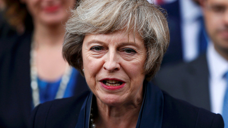 ¿Amenaza rusa? Moscú lamenta las palabras de la primera ministra británica