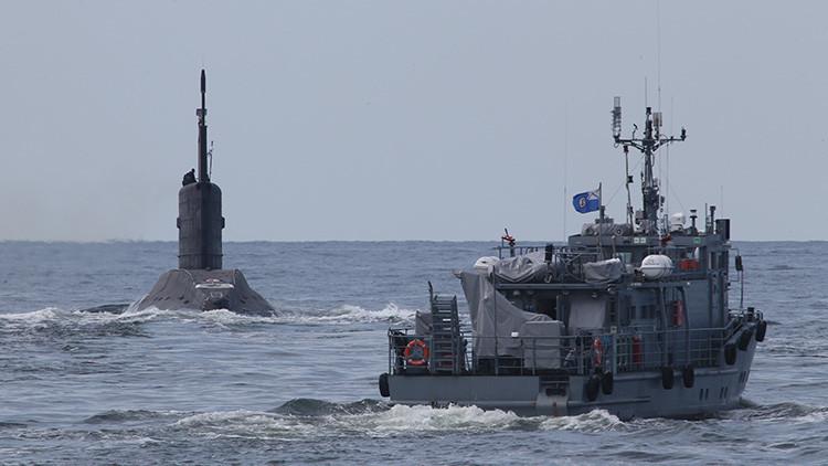La Armada rusa detectará los submarinos enemigos por satélite