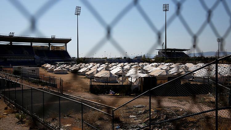 Respuesta insuficiente: Los países más ricos acogen a menos del 9% de los refugiados