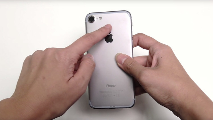 Un 'clon' del iPhone7 ya se vende en China a 150 dólares