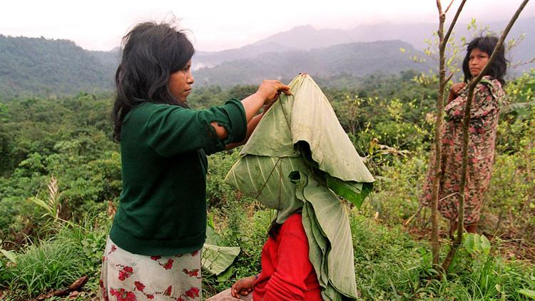 Reclamo ancestral: una comunidad indígena de Colombia toma una planta de gas