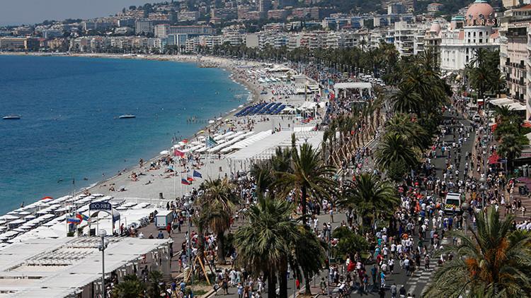 Condenan a un hombre por vender 'recuerdos' del atentado de Niza