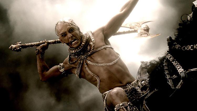 Fotograma de la película '300: El origen de un imperio'