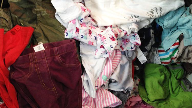 """""""Ni una prenda de ropa a la basura"""": El proyecto ecológico de una empresa española"""