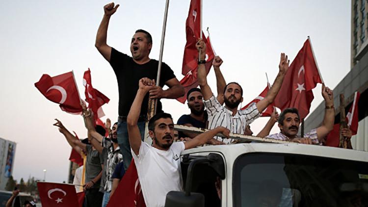 20 camiones con misiles fueron detenidos camino a Ankara en la noche del golpe de Estado fallido