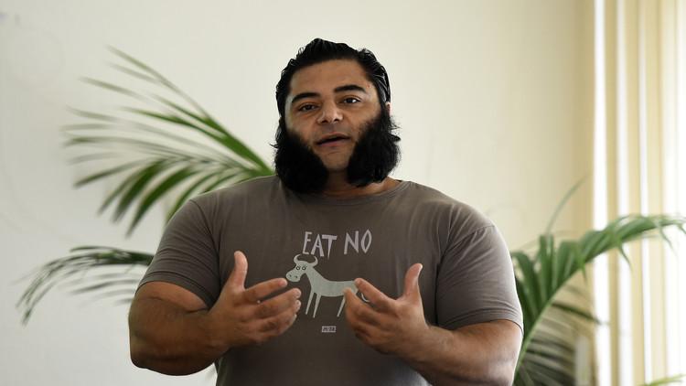Este es el hombre más fuerte de Alemania y es vegano (video)
