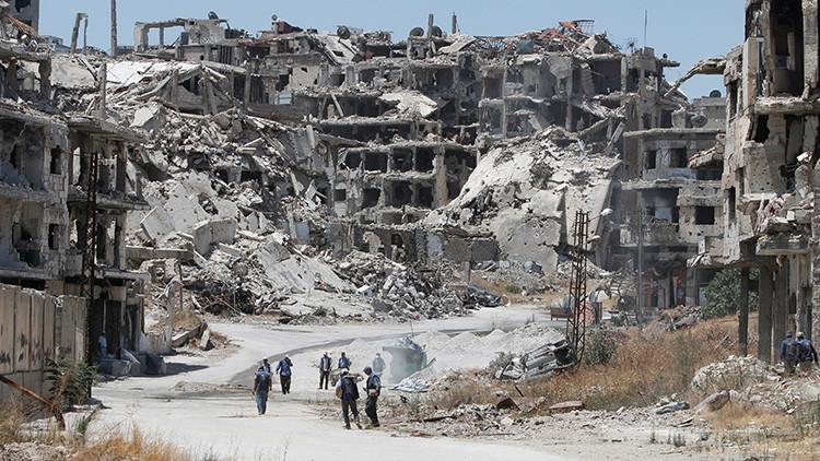 """Lavrov: """"Nadie puede garantizar que con la salida de Al Assad Siria no repita el destino libio"""""""
