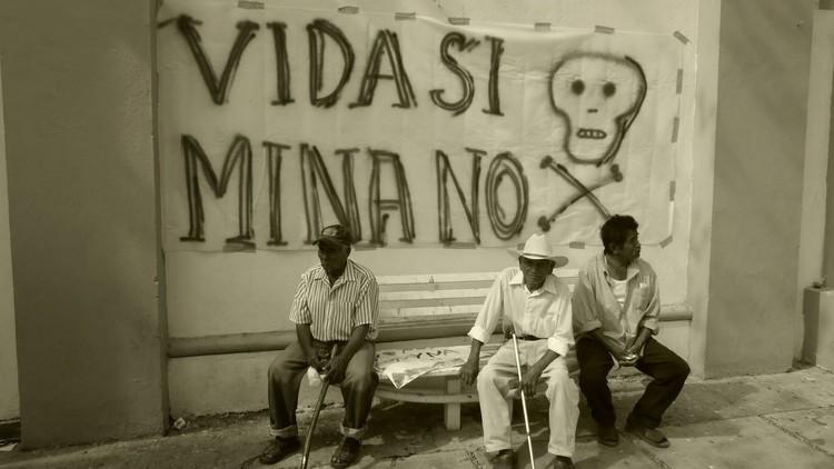 """México: """"Mi casa está dentro de una concesión para megaminería"""""""