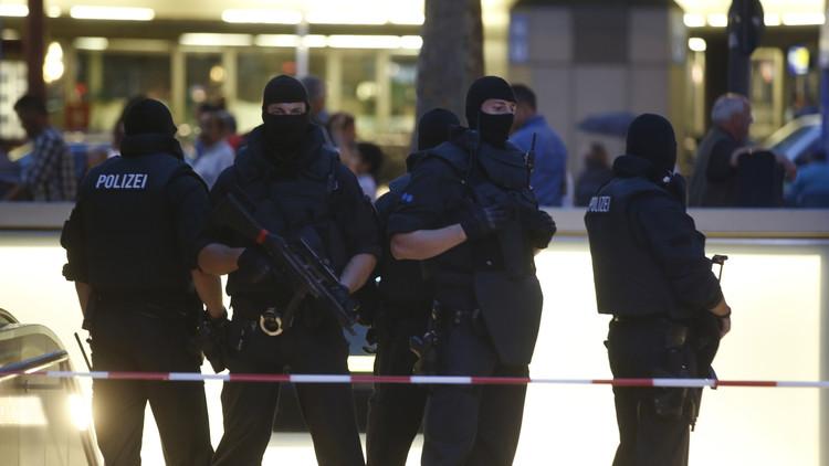 Masacre en Múnich