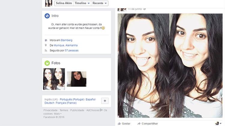 El tirador de Múnich se hizo pasar por una joven en Facebook y ofrecía comida gratis de McDonald's