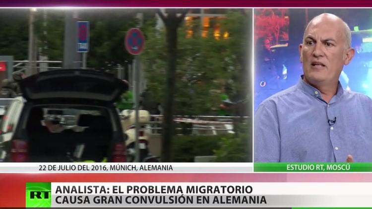 """""""Europa sufre la bestia de terrorismo que ha alimentado"""""""