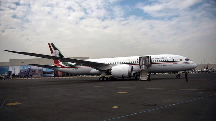 Así es por dentro el nuevo avión presidencial de Peña Nieto (Fotos)