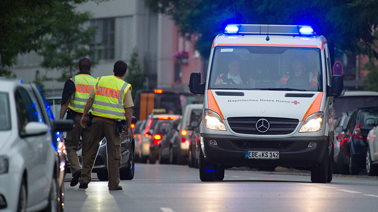A lo Breivik: Así engañó Ali Sonboly a sus víctimas en Múnich