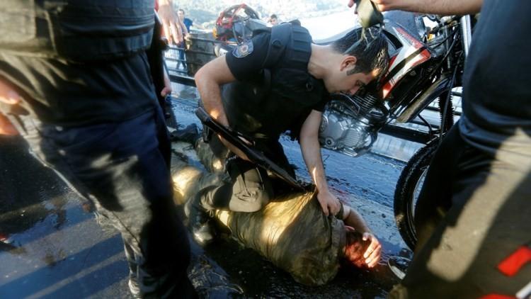 Amnistía Internacional presenta pruebas de tortura y violación de detenidos por el golpe en Turquía