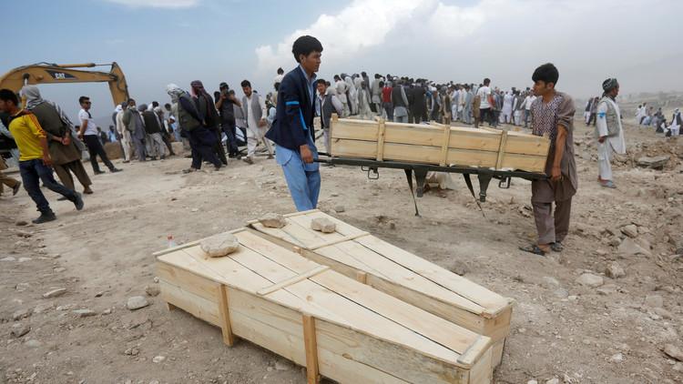 ONU: Récord de víctimas civiles en Afganistán en 2016