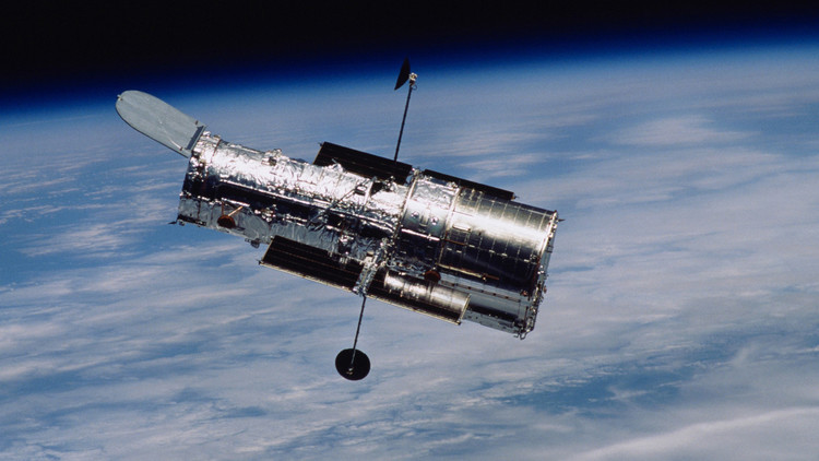 FOTO: El telescopio Hubble logra captar una estrella muerta