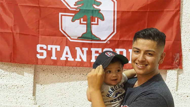 Un joven latino le dio una lección al dentista que le dijo que no merecía estudiar en Stanford