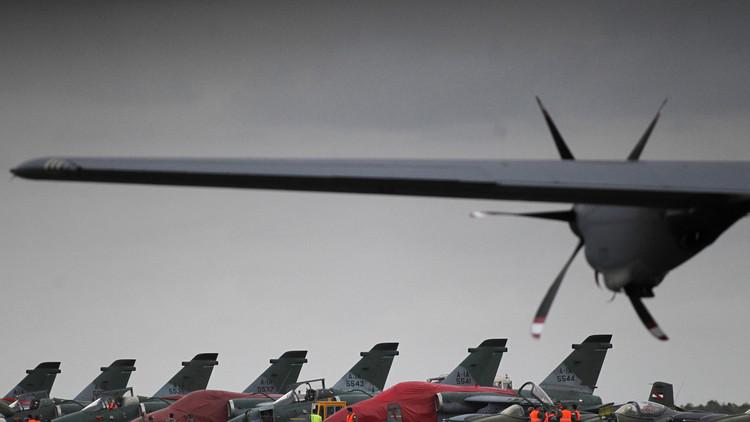 Dos aviones de las Fuerzas Aéreas brasileñas colisionan en el aire cerca de Río de Janeiro