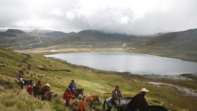 Descubra si vive en el país con la mayor reserva de oro y plata de Latinoamérica