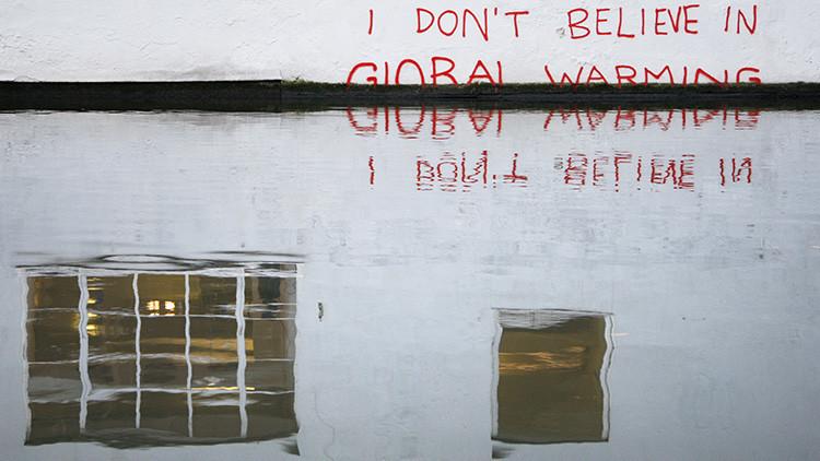 """""""No lo esperábamos"""": 2016 podría ser el año más cálido de la historia"""