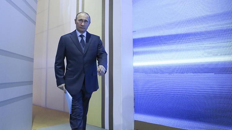 """Financial Times: """"Putin merece un elogio por su buena defensa económica"""""""