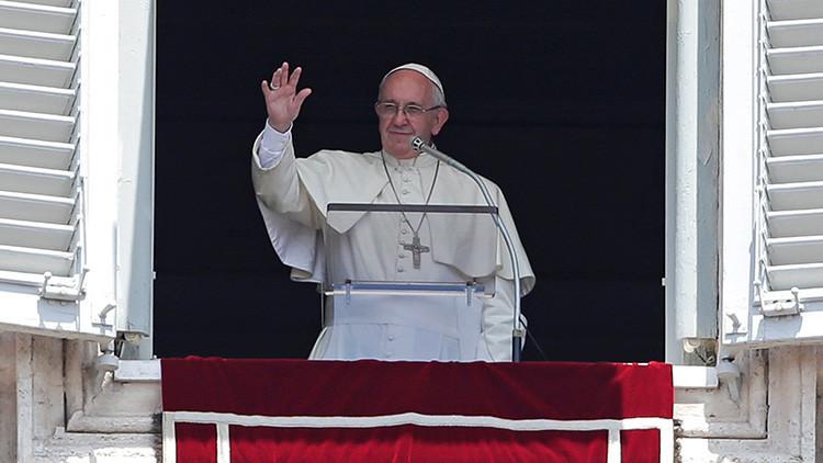 """Papa Francisco: """"El mundo está en guerra"""""""