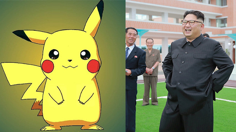 Po-Kim-on Go: ¿Se oculta un pokémon en el palacio del líder norcoreano?