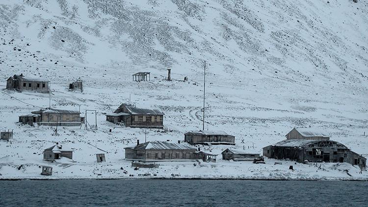Rusia 'echa el ancla' difinitivamente en sus costas árticas